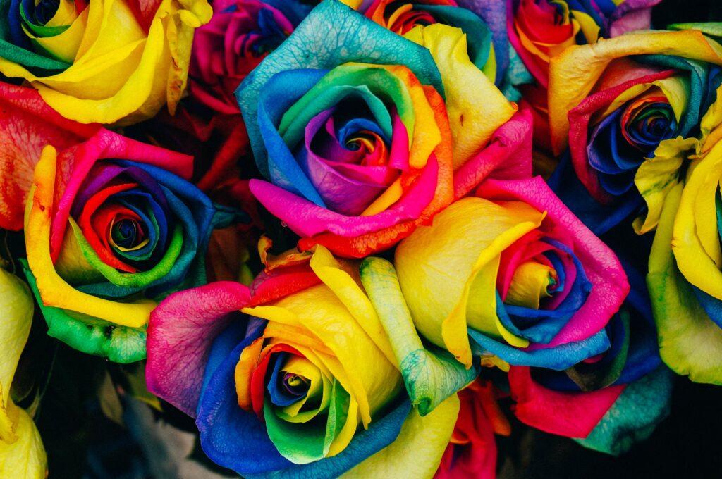 Τα ιδανικά Χρώματα για την κάθε ημέρα της εβδομάδας