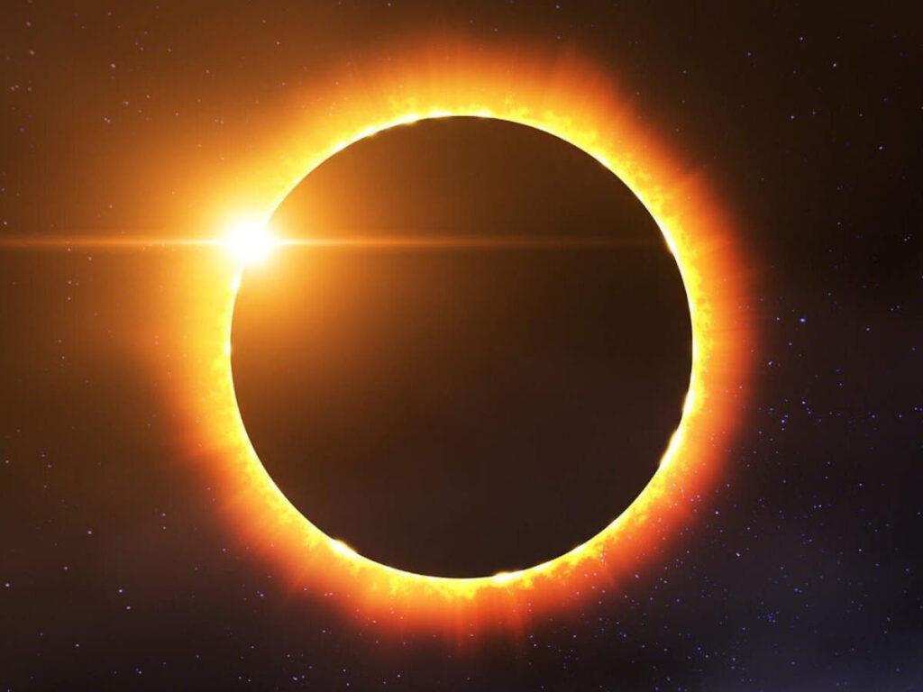 Ολική Έκλειψη Ηλίου Δεκέμβριος 2020 - Μάρι Γιόβα